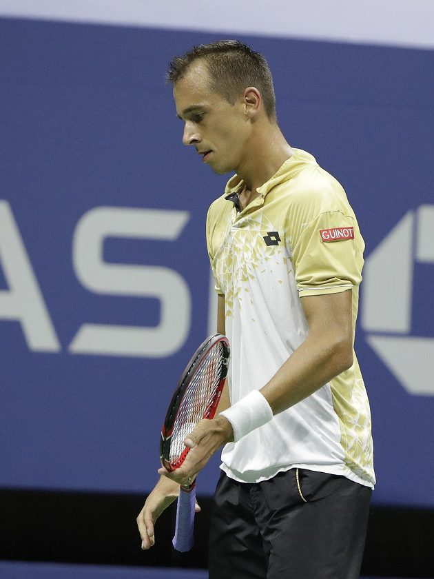 Na hru Andyho Murrayho Lukáš Rosol nestačil.