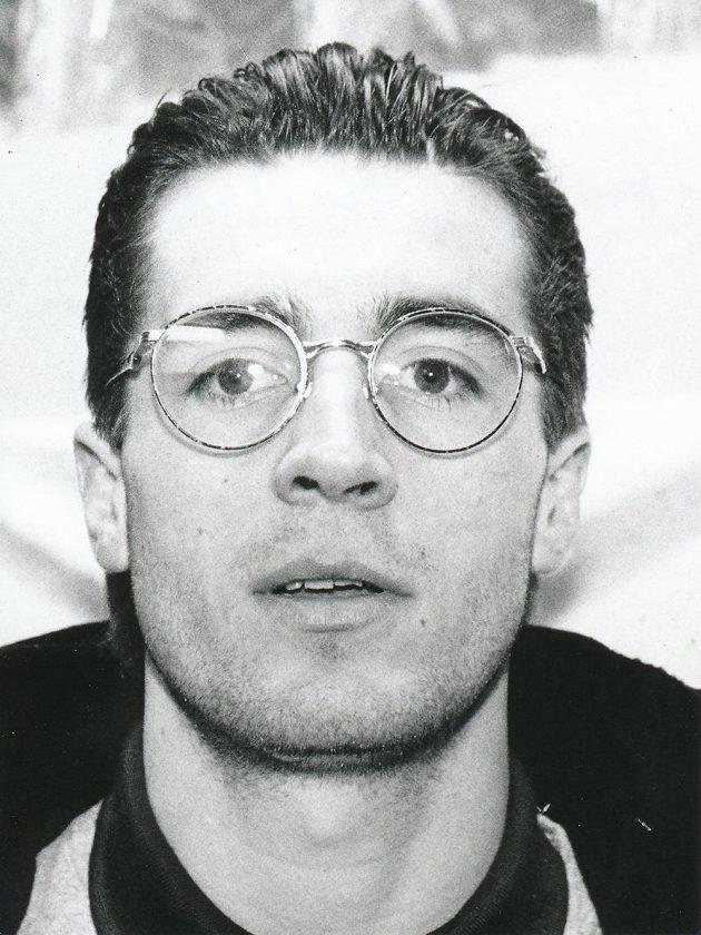Bývalý hokejový útočník Miroslav Hlinka na archivním snímku.