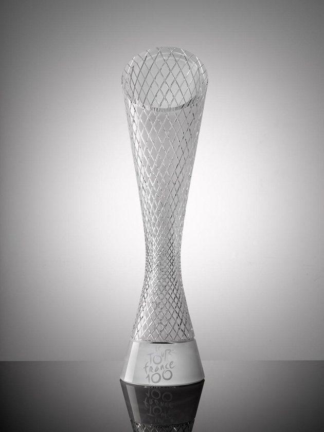 I letos vyrobila trofej pro vítěze Tour de France česká firma.