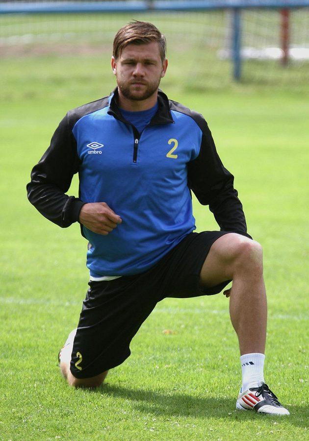 Záložník Radim Breite je teplickým odchovancem, v minulé sezóně získal ve Varnsdorfu ocenění pro nejlepšího hráče druhé ligy.