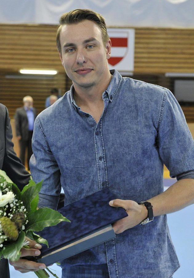 Filip Jícha byl vyhlášen nejlepším házenkářem sezóny.