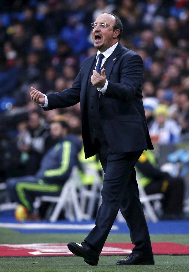 Rafael Benítez na lavičce Realu Madrid předčasně skončil.