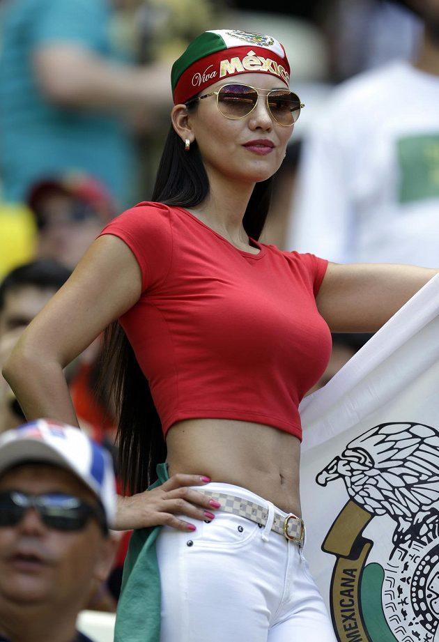 Fanynka Mexika.