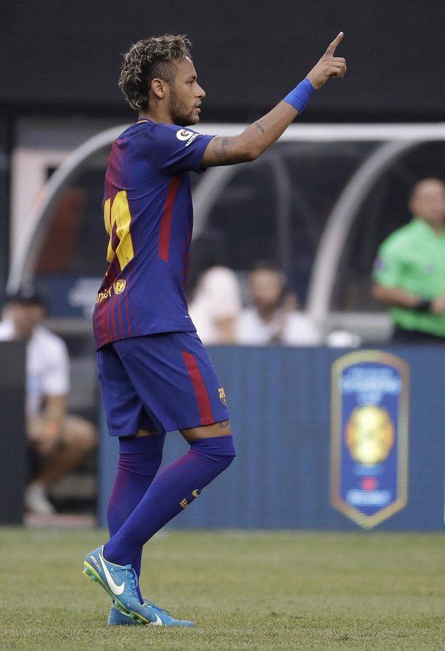 Barcelonský Neymar sejmul Juventus ve velkém stylu.