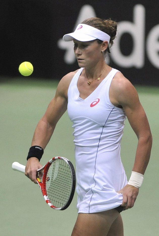 Australská tenistka Samantha Stosurová.