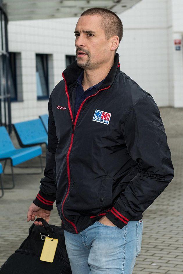 Kapitán mužstva Tomáš Plekanec.