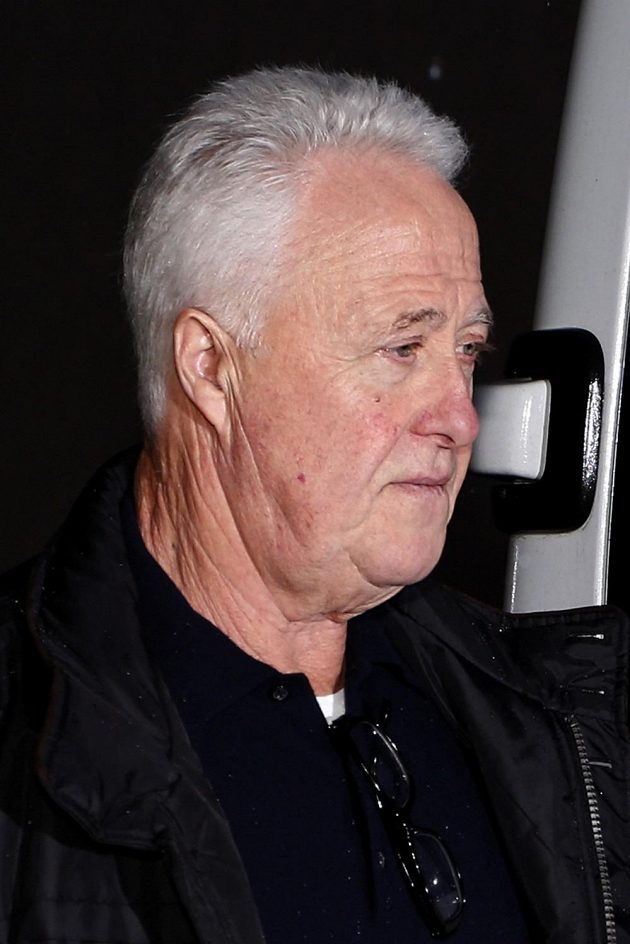 Do Grenoblu dorazil i Schumacherův otec Rolf.