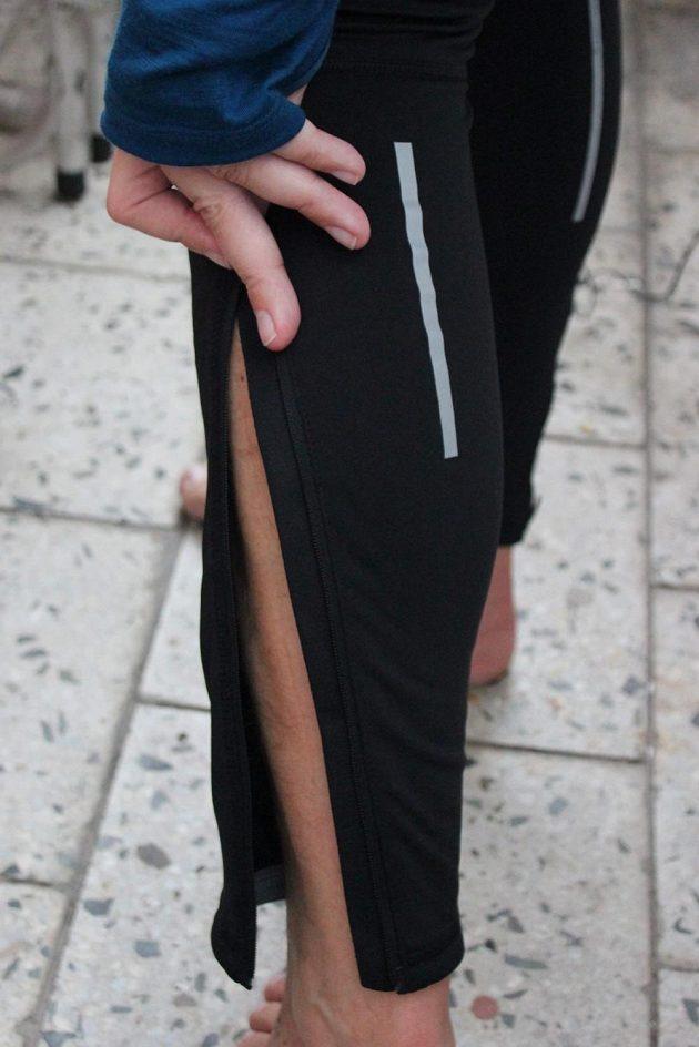 Zipy jsou krásně dlouhé a hlavně drží.