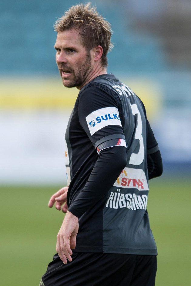 Jablonecký záložník Tomáš Hübschman by nejraději na zápas na Julisce zapomněl.