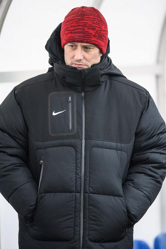 Tomáš Rosický během přípravného utkání Sparta Praha - FK Ústí nad Labem.