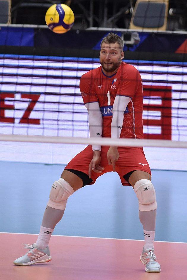 Milan Moník z ČR.