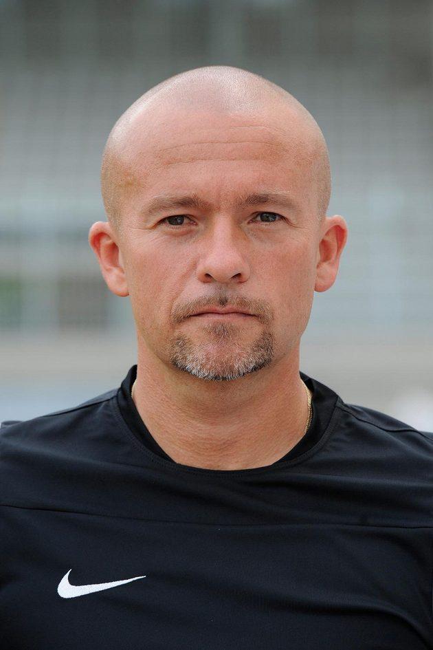 Asistentem nového trenéra české fotbalové reprezentace Jaroslava Šilhavého bude jeho dlouholetý spolupracovník Jiří Chytrý (na snímku z 21. července 2014).