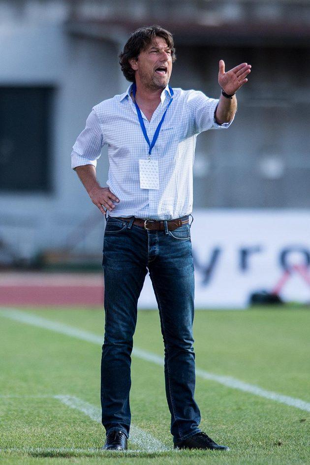Trenér Teplic Daniel Šmejkal si na Julisce odbyl premiéru v nejvyšší soutěži.