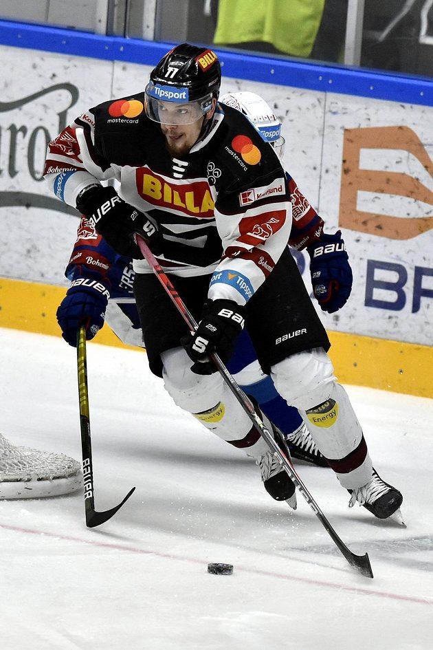 Andrej Kudrna ze Sparty.