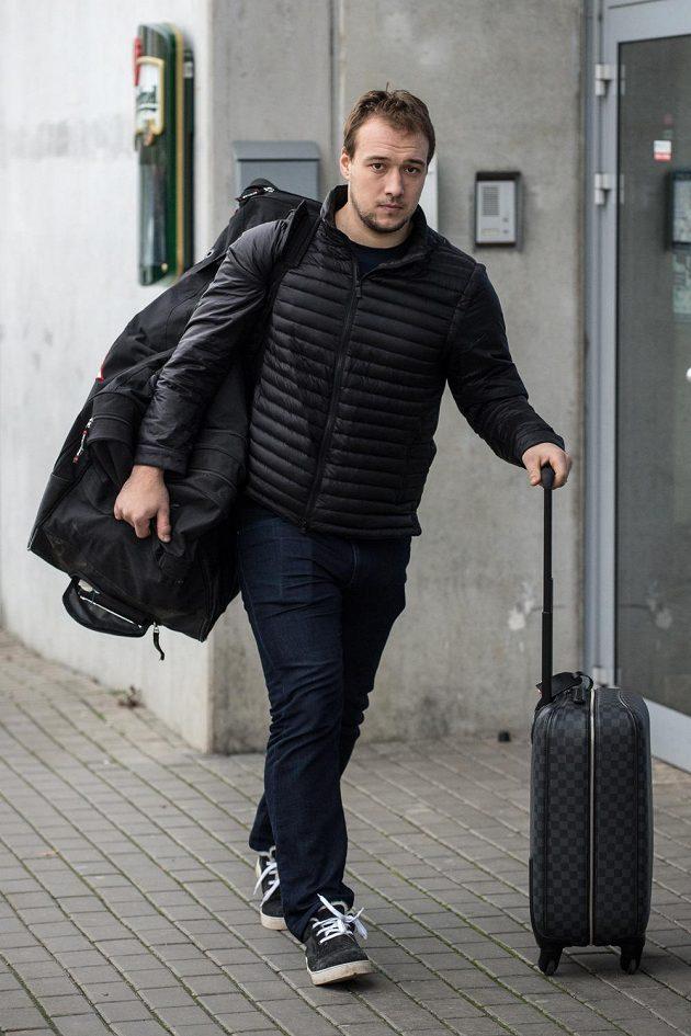 Útočník Jan Kovář bude na Channel One Cupu kapitánem českého týmu.