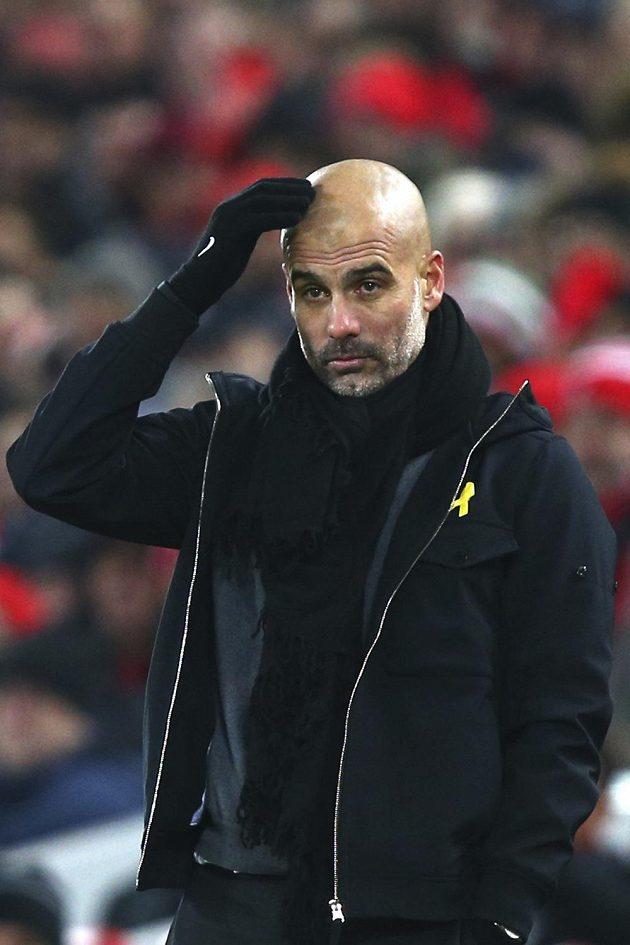 Pep Guardiola chce letos vyhrát všechno, co se vyhrát dá..