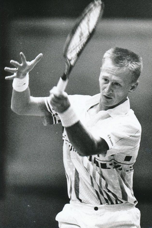 Petr Korda během svojí kariéry.