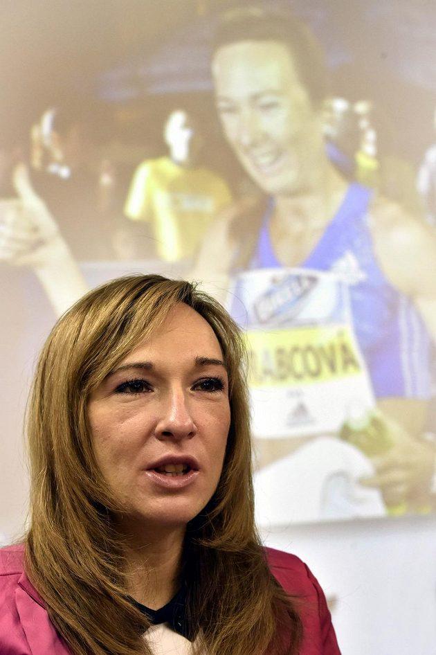 Běžkyni na lyžích Evu Vrabcovou-Nývltovou propustili v pondělí z nemocnice.