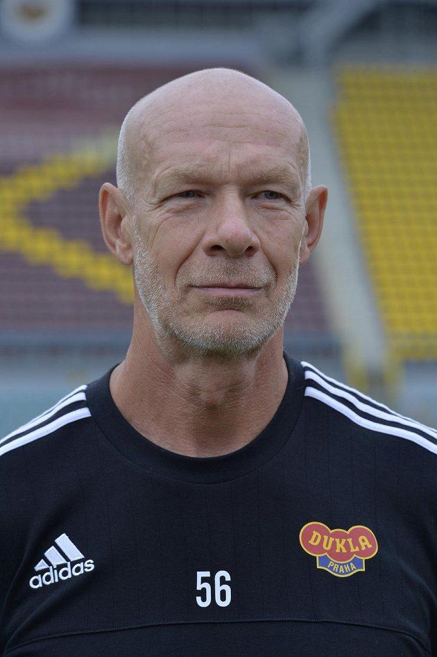Asistentem Jaroslava Šilhavého bude jeho dlouholetý spolupracovník Milan Veselý (na snímku z 24. července 2016), který bude mít na starosti brankáře.