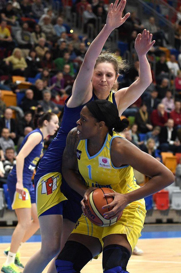 Kia Vaughnová z USK Praha