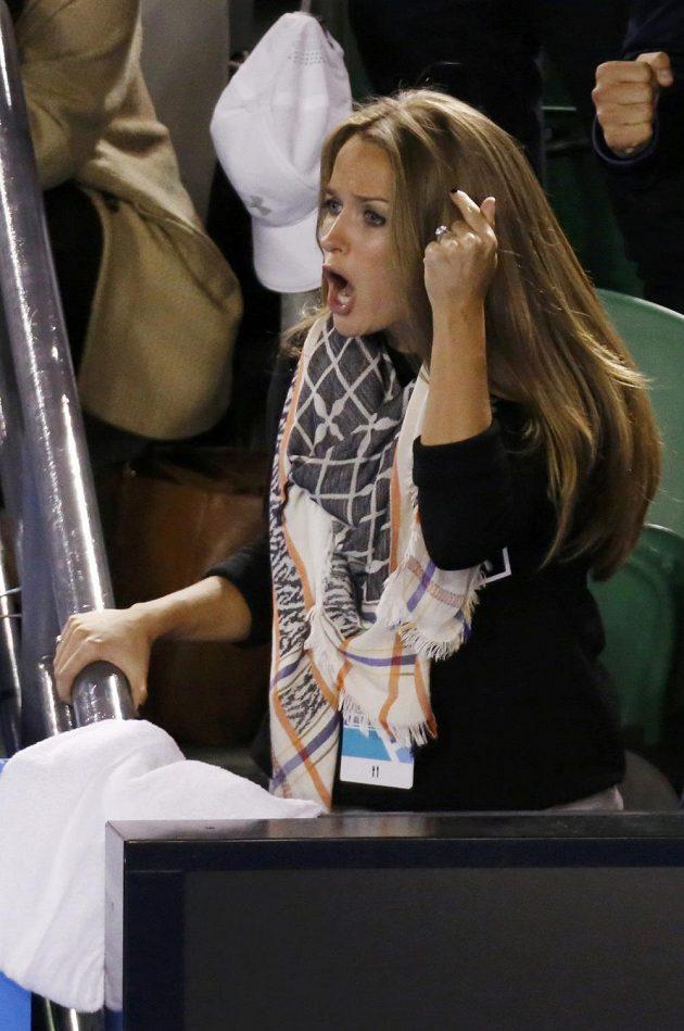 Jsi normální? Searsová ve finále Australian Open nešetřila ani Srba Novaka Djokoviče.