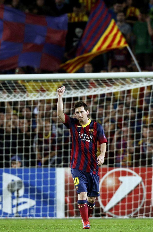 Messiho trápila občasná zranění, přesto není čtyřnásobný vítěz ankety bez šancí.