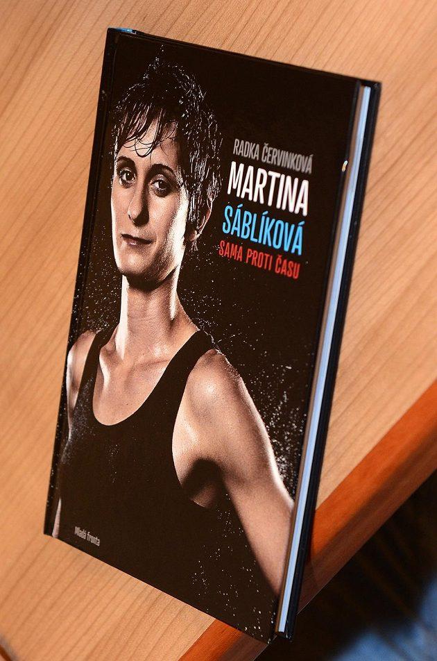 Autobiografie rychlobruslařky Martiny Sáblíkové.