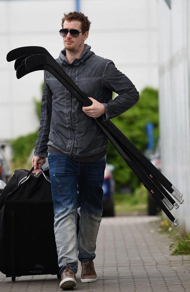 Roman Červenka ještě není zcela fit.