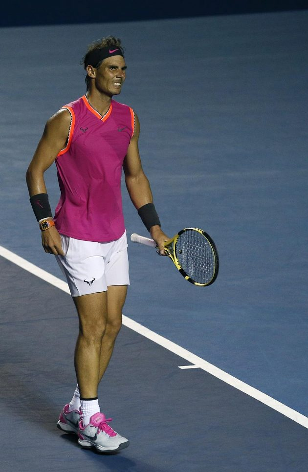 Rafael Nadal nestačil na Kyrgiose