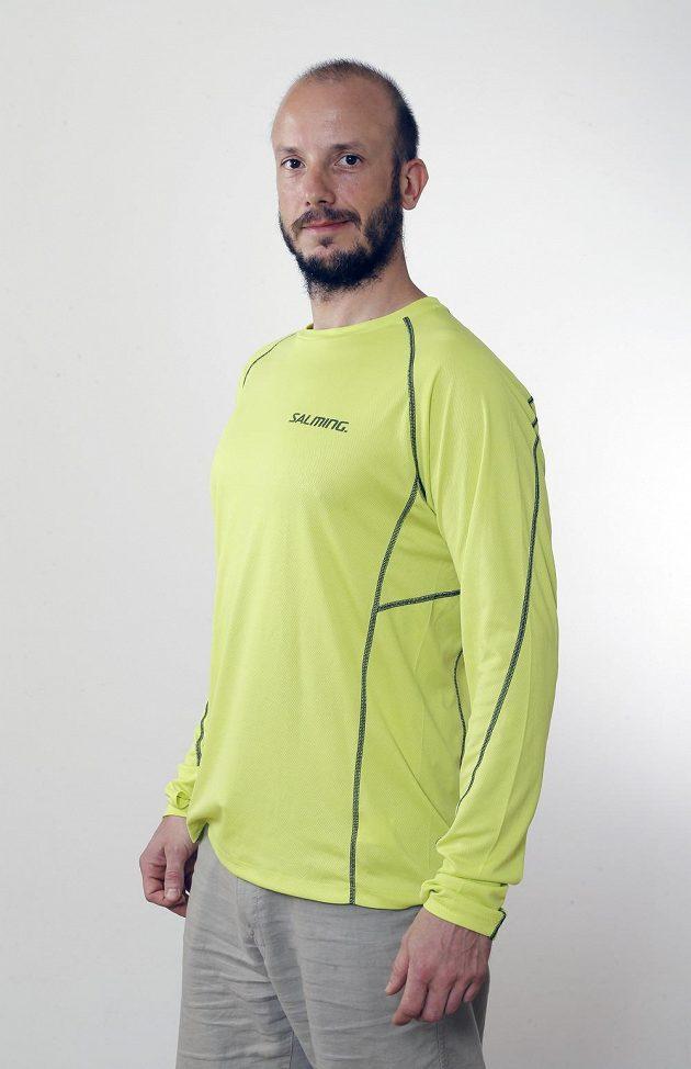 Tričko Salming Running LS. Druhá kůže do chladnějších dnů.