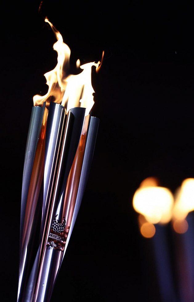 Paralympijská pochodeň plane, paralympiáda v Tokiu byla zahájena.