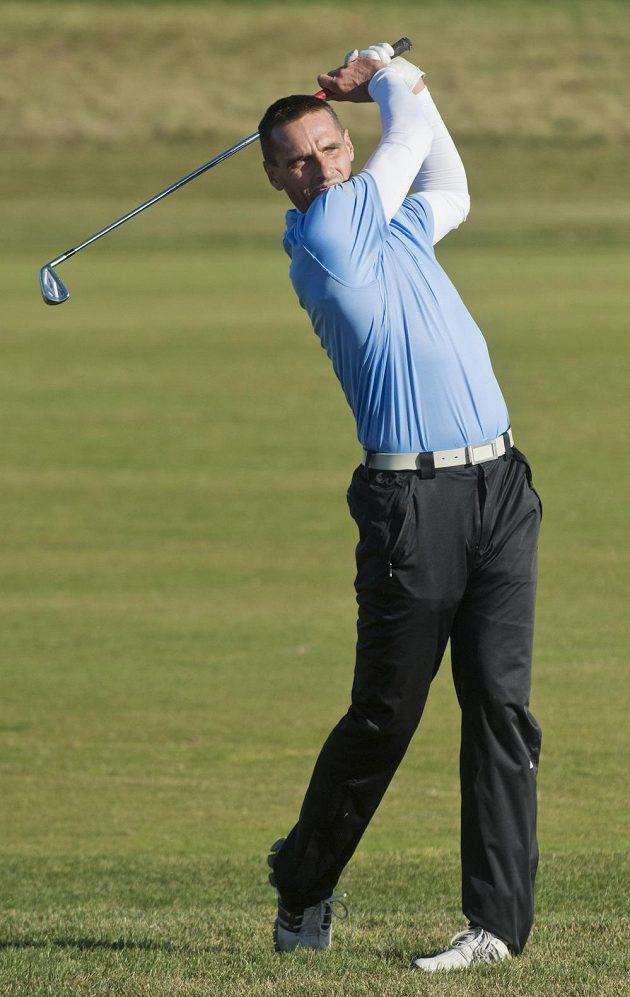Bývalý desetibojař Roman Šebrle doufá, že se zúčastní olympijských her jako golfista.