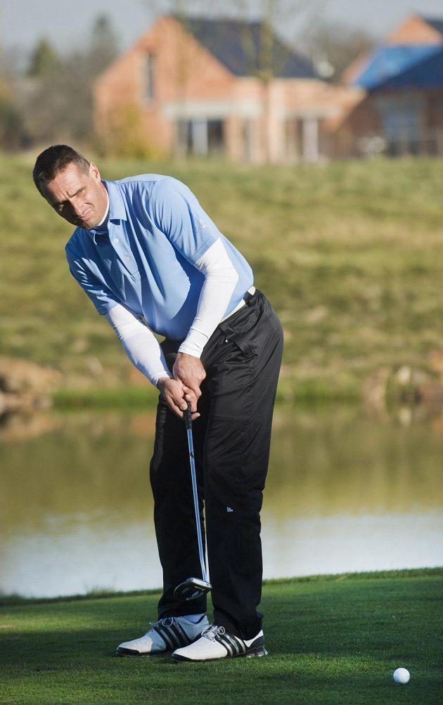 Jako desetibojař dosáhl téměř všeho, co si vytyčil. Teď má před sebou golfovou výzvu.