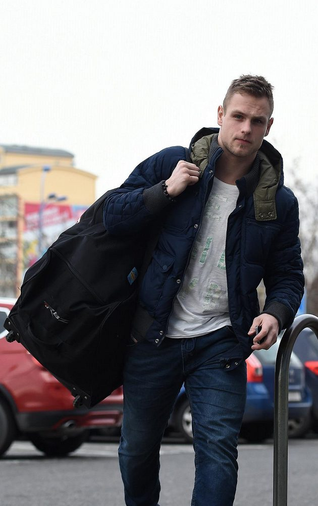 Hokejista Vladimír Sobotka míří na reprezentační sraz před turnajem Channel One Cup.