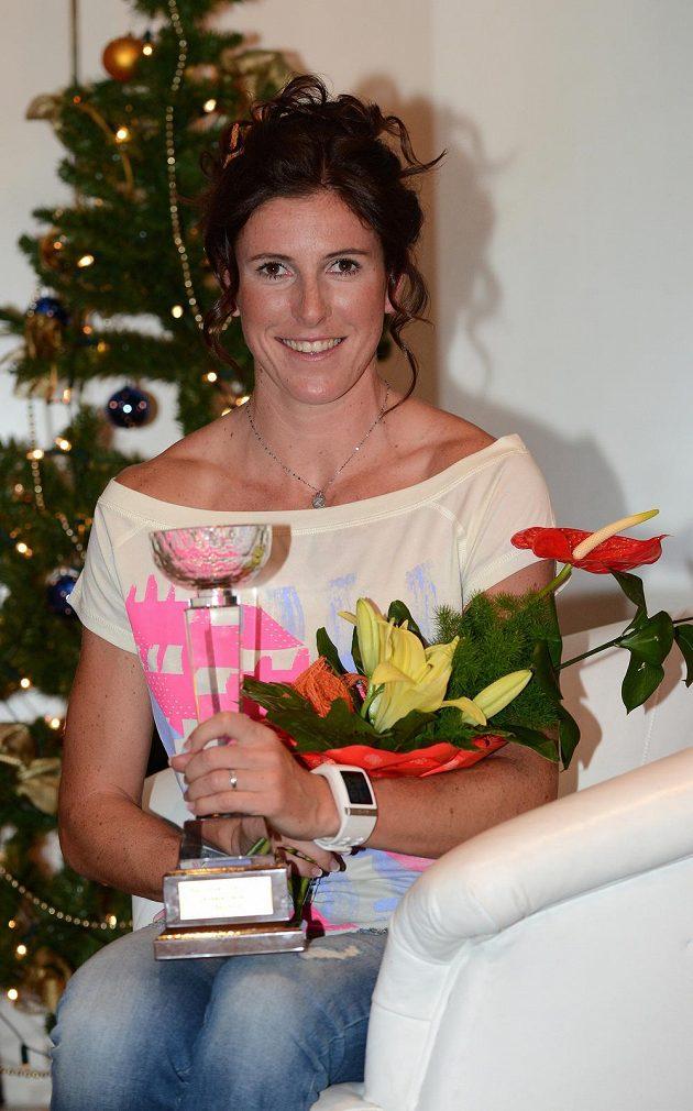 Atletka Zuzana Hejnová.
