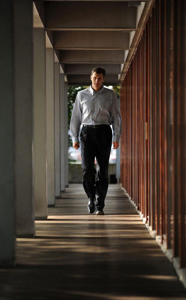 Předseda Českého olympijského výboru Jiří Kejval absolvoval bleskovou misi do Rio de Janeiera.