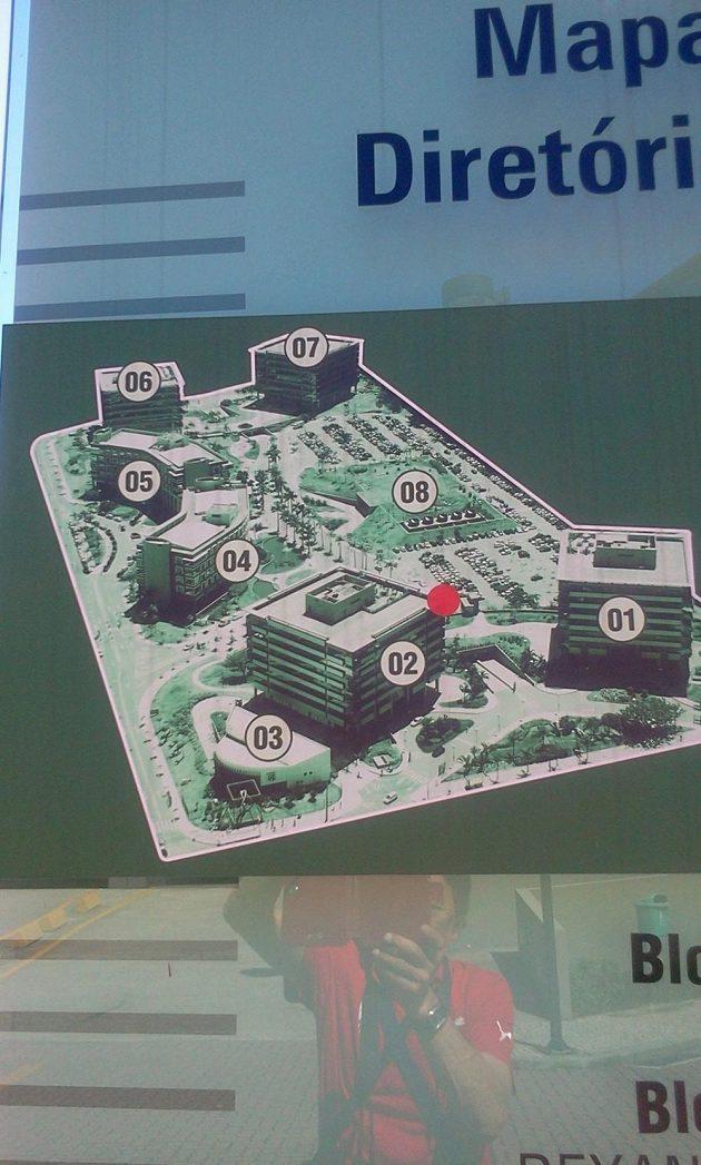 V bloku 8 bude během olympiády sídlit Český olympijský dům.