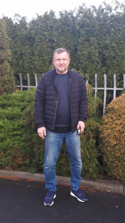 Nový trenér Ludogorce Razgrad Pavel Vrba v rodném Přerově.