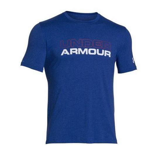 Pánské tričko Under Armour CC Wordmarks.