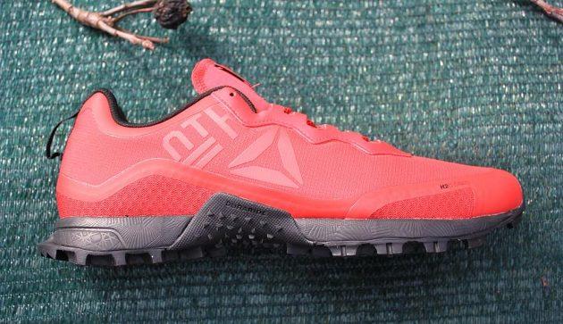 Trailové boty Reebok All Terrain Craze - z vnější strany.