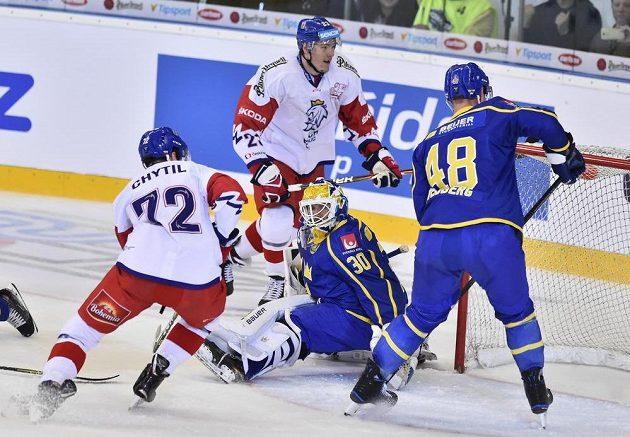 Kdo vyhraje? Carlson Hockey Games, zápas mezi Českem a Švédskem.