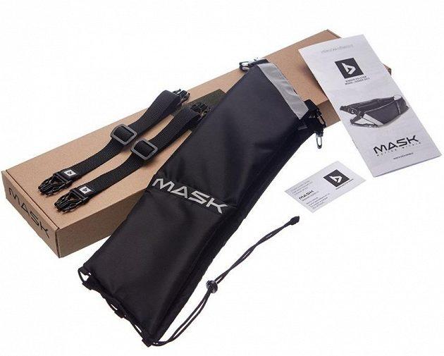 Běžecké pouzdro Binder Jogger od Mask Gear: Takovéto balení vám přijde domů.