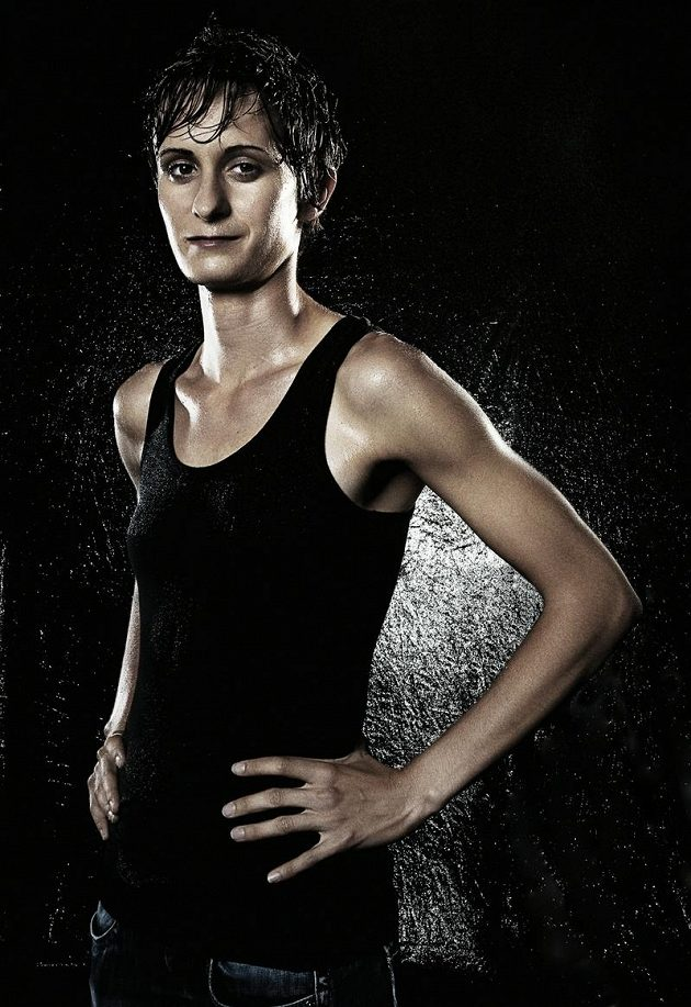Rychlobruslařka Martina Sáblíková (25)