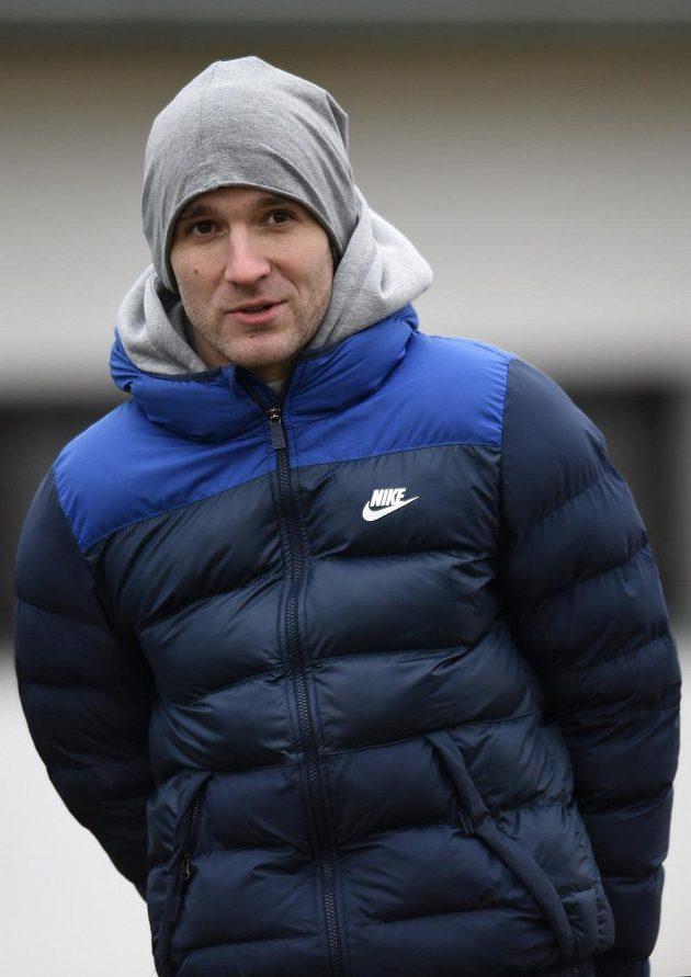 Nová posila Slovanu Liberec Marek Bakoš.