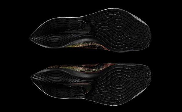Bota vzniká přímo na tělo jednotlivým běžcům.