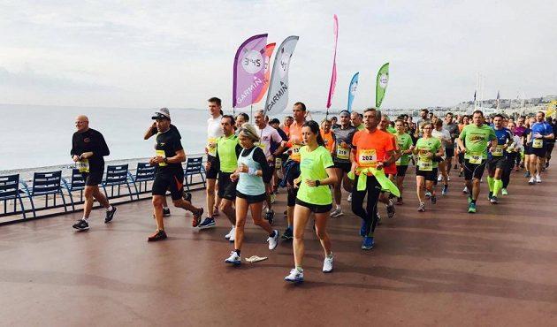 French Riviera Marathon: Na sobotní ráno nabízejí pořadatelé kratší Breakfast Run.