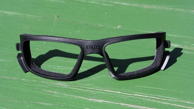 Sportovní brýle Wiley X Enzo: přídavný těsnící rámeček - gasket.