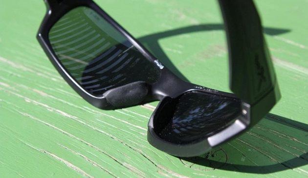 Sportovní brýle Wiley X Enzo: Nosník je tentokrát pevný.