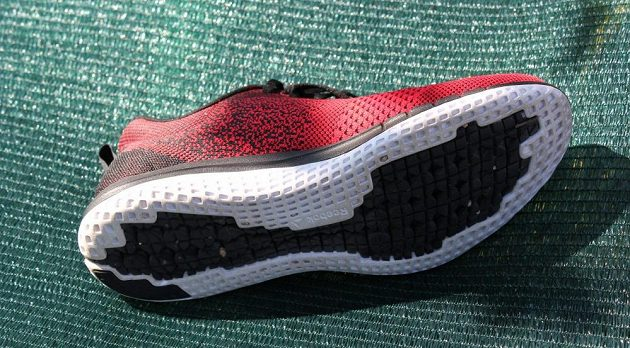 Běžecké boty Reebok Print Run Prime Ultraknit - pohled zboku.