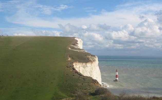 Ragnar Race: White Cliffs.